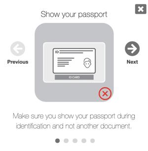 How to verify my identity?