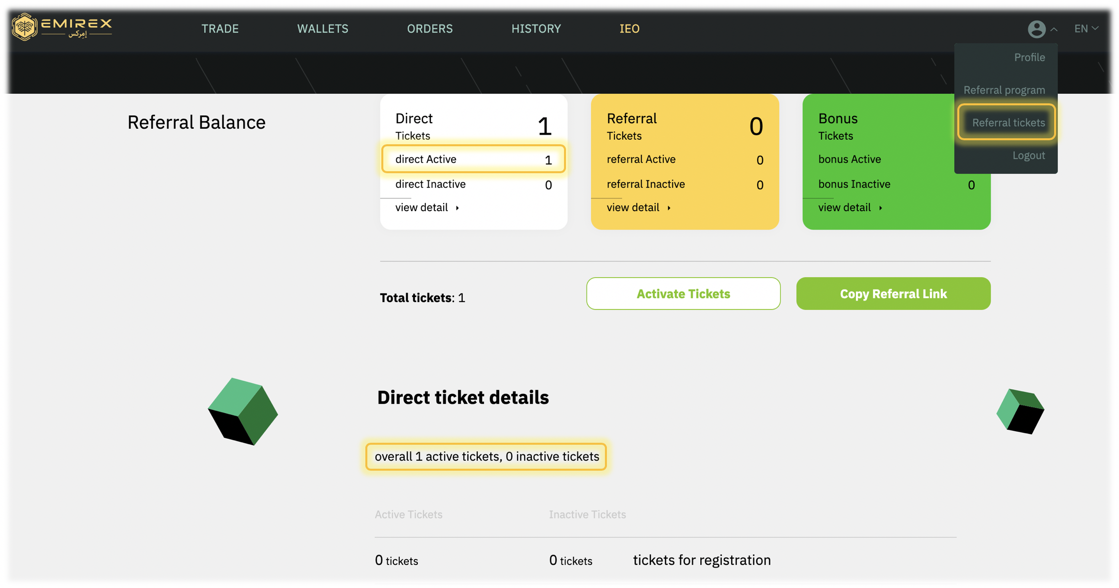 How to activate tickets and participate in the draw?